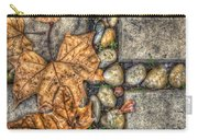 Autumn Texture Carry-all Pouch