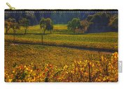 Autumn Vineyards Carry-all Pouch