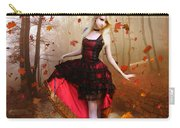 Autumn Waltz Carry-all Pouch by Mary Hood