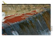 Autumn Waterfall Reflections Carry-all Pouch