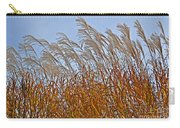 Autumn Wind Through The Grass Carry-all Pouch