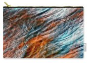 Autumn Winds Impasto Carry-all Pouch