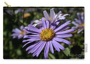 Autumn's Aster Carry-all Pouch