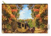 Autumn's Essence Carry-all Pouch by Lourry Legarde