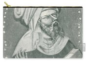 Averroes, Muslim Polymath Carry-all Pouch