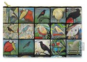 Aviary Poster Carry-all Pouch