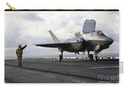 Aviation Boatswains Mate Signals Carry-all Pouch