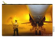 Aviation Boatswains Mate Waves Class Carry-all Pouch by Stocktrek Images