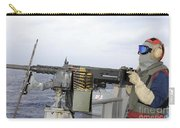 Aviation Ordnanceman Fires Carry-all Pouch