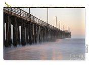 Avila Beach Pier California 5 Carry-all Pouch