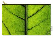 Avocado Leaf 2 Carry-all Pouch