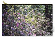 Azaleas In The Forest Carry-all Pouch