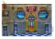 Aztec Grill Route 66 Carry-all Pouch