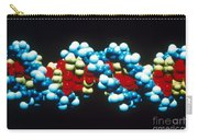 B-dna Molecular Model Carry-all Pouch by Science Source