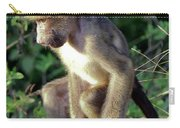 Baboon Baby Carry-all Pouch