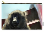 Baboon Face Carry-all Pouch