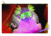 Baby Bird Of A Different Color Carry-all Pouch