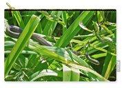 Baby Black Rat Snake - Elaphe Obsoleta Obsoleta Carry-all Pouch