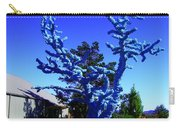 Baby Blue Tree Carry-all Pouch