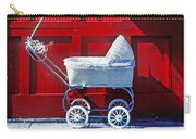 Baby Buggy With Balloons  Carry-all Pouch