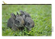 Baby Bunnies Carry-all Pouch