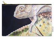 Baby Chameleon Carry-all Pouch