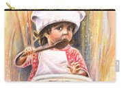 Baby Cook With Chocolade Cream Carry-all Pouch
