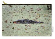 Baby Gator In The Swamp Carry-all Pouch