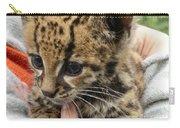 Baby Jaguar Carry-all Pouch