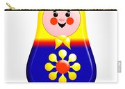 Baby Matrioshka Doll  Carry-all Pouch