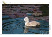 Baby Swan Carry-all Pouch