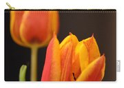 Baby Tulips Close Up Macro Carry-all Pouch