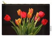 Baby Tulips Carry-all Pouch