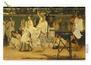 Bacchanal Carry-all Pouch by Sir Lawrence Alma-Tadema