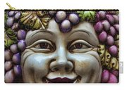 Bacchus God Of Wine Carry-all Pouch
