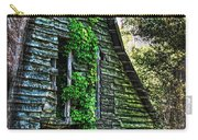 Back To Nature - Crumbling Barn Carry-all Pouch