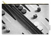 Backgammon Carry-all Pouch by Joana Kruse
