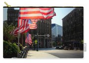 Backlit Flag Carry-all Pouch
