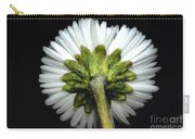 Backside Of A Daisy Flower Carry-all Pouch