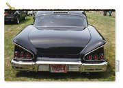 Backside Of An Impala Carry-all Pouch