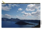 Backside Of Crater Lake Carry-all Pouch