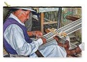 Backstrap Loom - Ecuador Carry-all Pouch