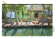 Backwaters India  Carry-all Pouch