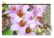 Backyard Blooms Carry-all Pouch