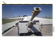 Baghdad, Iraq - An Iraqi Howitzer Sits Carry-all Pouch by Terry Moore
