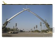 Baghdad, Iraq - Hands Of Victory Carry-all Pouch by Terry Moore