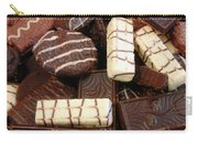Baker - Who Wants Cookies Carry-all Pouch by Mike Savad
