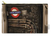 Baker St Carry-all Pouch
