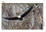 Bald Eagle At Full Wingspan Carry-all Pouch