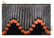 Ball Bouncing On A Spring Carry-all Pouch
